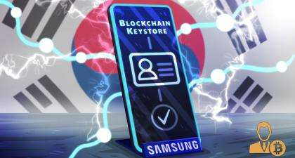 South Korea: Samsung Integrates Blockchain-Based Identity Solution Into Blockchain Keystore