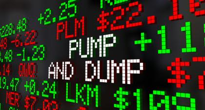Pump & Dump theory of the bigger fool