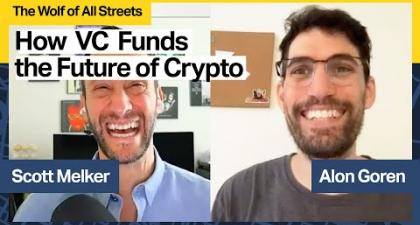 Venture Capital and Funding The Future Of Crypto with Alon Goren of DraperGorenHolm