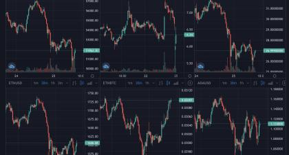 Bitcoin Falls on Expiry Friday – Trustnodes