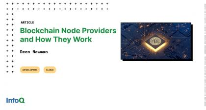 Blockchain Node Providers and How They Work