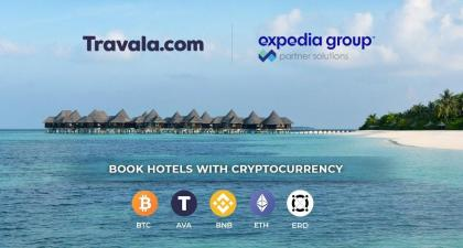 Expedia and Travala to offer frictionless bitcoin travel booking