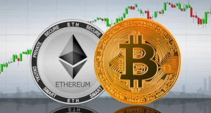 Bitcoin and Ethereum prices recovering after a week-long drop | Coin Journal