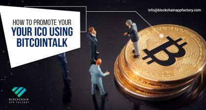 How to Promote Your ICO using BitcoinTalk