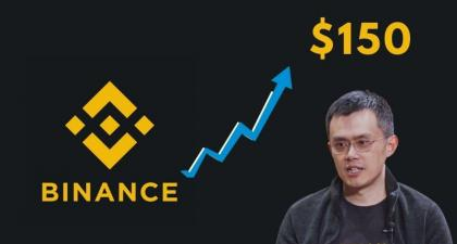 Binance coin (BNB) to encounter minor hiccups before moving towards $150 - Morning Tick