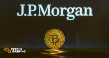 JP Morgan Says Stable Bitcoin May Attract Institutions: Report