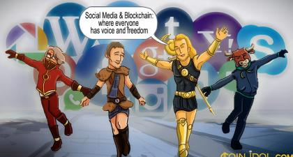 Social Media and Blockchain: Where Everyone Has Voice and Freedom