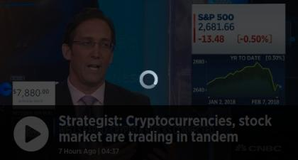 Wells Fargo strategist - Bitcoin and the market are correlated