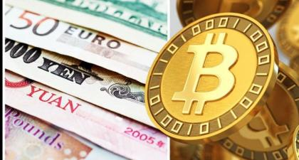 Bitcoin could 'take over from pounds, dollars and euros' in financial market shake-up