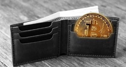 Wallets with at least 1 Bitcoin