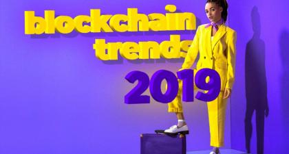 10 Major Blockchain Trends in 2019