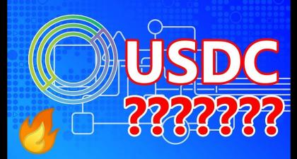 Liked on YouTube: WHAT IS USDC? US DOLLAR COIN? BETTER THAN USDT?