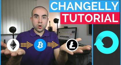 Changelly Exchange Tutorial – How To Use Changelly To Convert Bitcoin – Coin4World