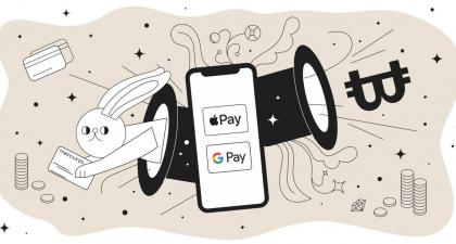 Mercuryo to Integrate Apple Pay, Google Pay for Cryptocurrency Purchases