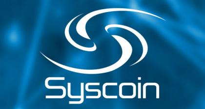 Syscoin Trading value is down by 4.5%
