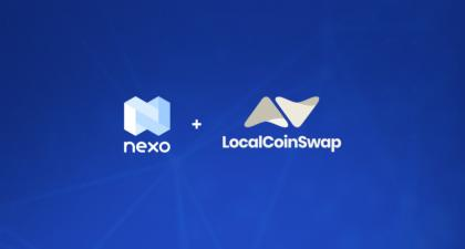 LocalCoinSwap Incorporates NEXO to Buy and Sell with 250+ Payment Methods, Including Cash