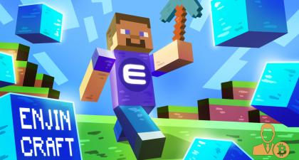Enjin's New Minecraft Plugin Enables Players to Integrate Blockchain Assets Into Their Servers