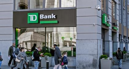 TD Bank Prevents Customers From Buying Bitcoin and Other Cryptocurrencies