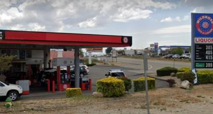 Bitcoin ATM in Tehachapi - Wildrose Gas & Liquor & Uhaul