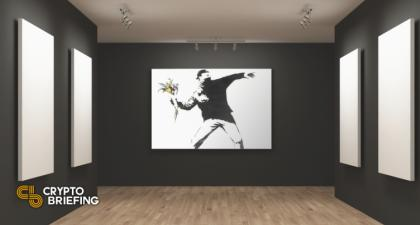 Sotheby's Will Accept Bitcoin in Next Banksy Auction