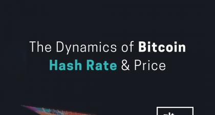 The Dynamics of Bitcoin Hash Rate & Price