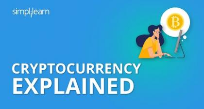 Cryptocurrency Explained | What is Cryptocurrency? | Cryptocurrency fo