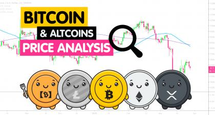 Bitcoin and Altcoins Price Analysis: Long-Term Targets