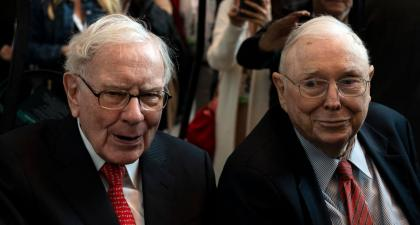 Berkshire Hathaway's Munger Hates Bitcoin. Bitcoin Doesn't Care.