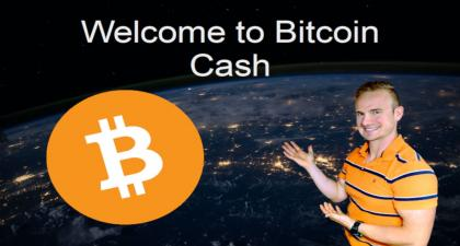 Low Fees and Quick Transactions - An Intro To Bitcoin Cash!!
