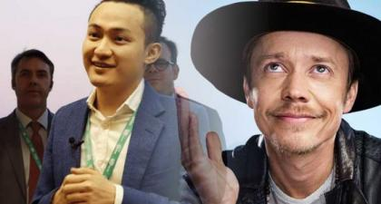 Tron-Tether Partnership to Leave Omni in the Dust, says Justin Sun, Brock Pierce Takes Offence