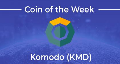 Coin of the Week: Komodo (KMD)