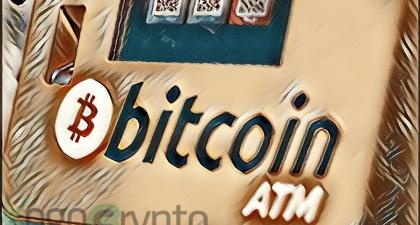 The number of Bitcoin ATMs in the world has roughly doubled hitting nearly 17,000 units.