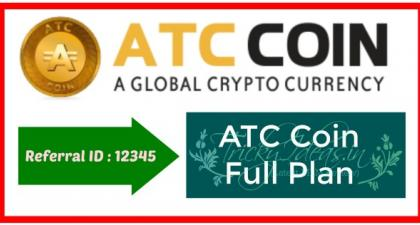 ATC Coin Plan Review | Earn 1-2 Cr Easily | 8586009683 (Full Support)