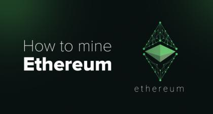 How To Mine <bold>Ethereum</bold>
