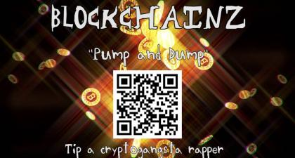 BLOCKCHAINZ- PUMP AND DUMP