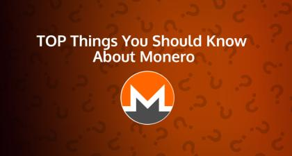 Top Things You Should Know About Monero (XMR)