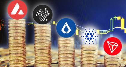 Avalanche and IOTA cryptocurrency lead weekly top with rises topping 100% – Latest News, Breaking News, Top News Headlines