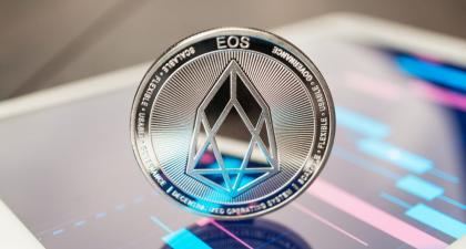 Number of EOS dApp users increases