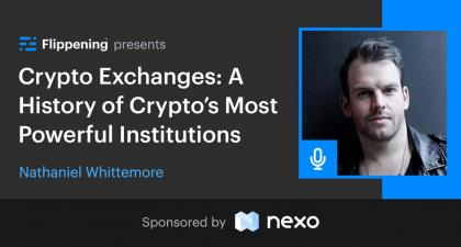 A History of Crypto Exchanges w/ Nathaniel Whittemore | Nomics Blog