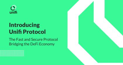 Introducing the UniFi <bold>Protocol</bold>