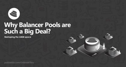 Why Balancer's Weighted Pools are Such a Big Deal?