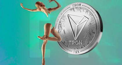 TRON (TRX) Moves Above Major Weekly Resistance