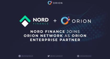 Nord Finance joins <bold>Orion</bold> <bold>Protocol</bold> Network