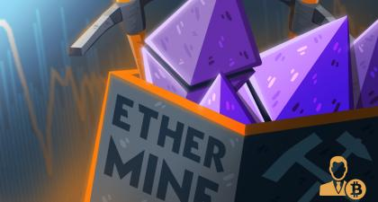 Ethereum Mining Revenue Soares to a New All-Time High