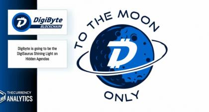 Digibyte is going to be the DigiSaurus Shining Light on Hidden Agendas