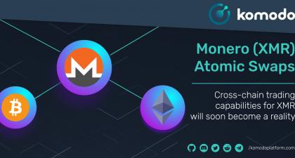 Monero Atomic Swaps