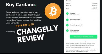 Changelly review | Is Changelly legit and safe to use?
