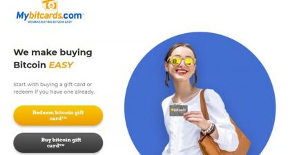 Bitcoin gift card rolls out in the US