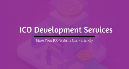 ICO Development Services For Revving Up Your Business!