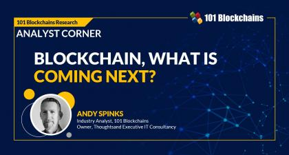 Blockchain, what is coming next?